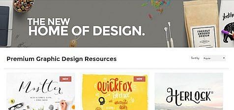 TheHungryJPEG: Everything a Designer Desires