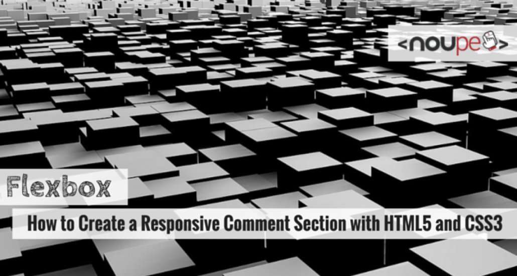 How to Create a Responsive Comment Section with HTML5 and CSS3