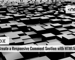 Flexbox: How to Create a Responsive Comment Section with HTML5 and CSS3