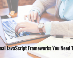 11 Minimal JavaScript Frameworks You Need To Know