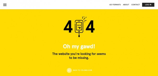 Yieldmo 404