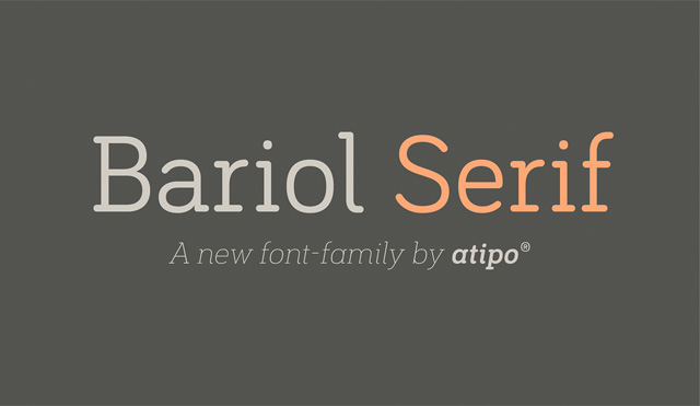 Bariol-Serif