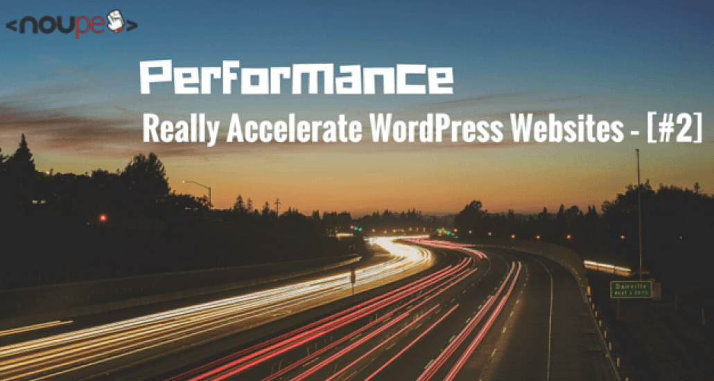 Accelerate WordPress Websites