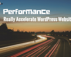 Performance: Really Accelerate WordPress Websites [#2]