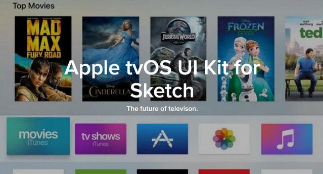 apple tv ios