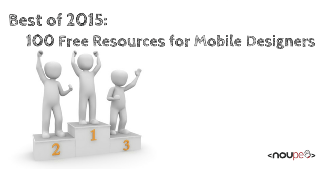 100 Free Resources for Mobile Designers