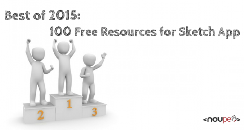 100 Free Resources for Sketch App
