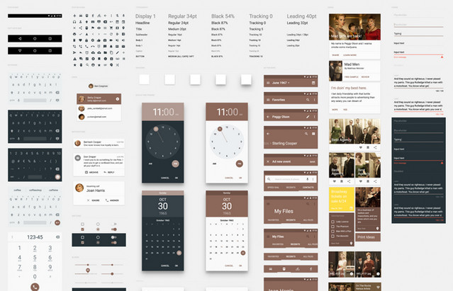 brown ui