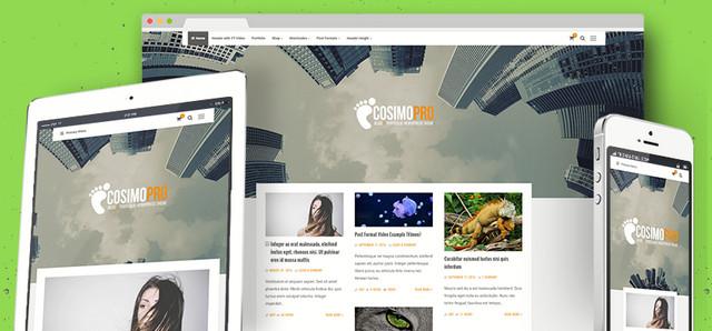 cosmo theme