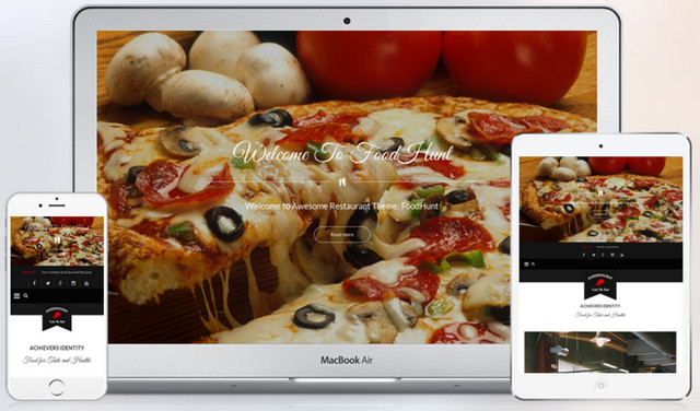foodhunt theme