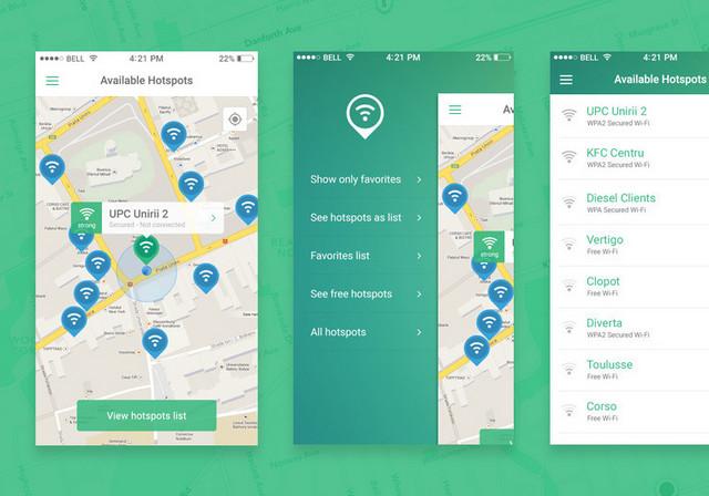 hotspots app
