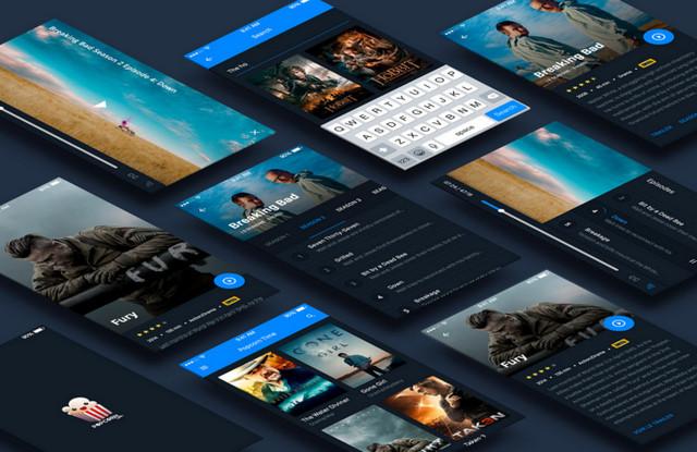 material movie app