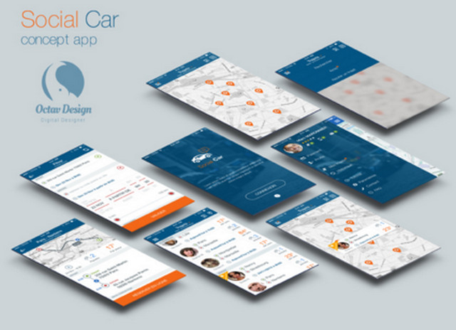 social car concept