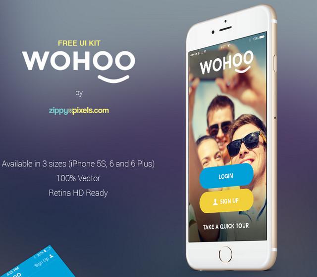 wohoo ui kit