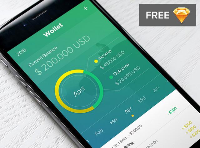 wollet app
