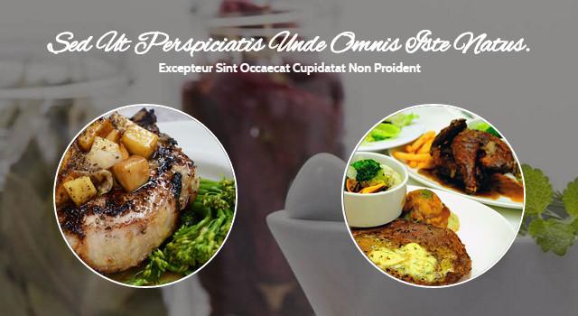 Cooks: Beautiful Responsive Restaurant Web Template