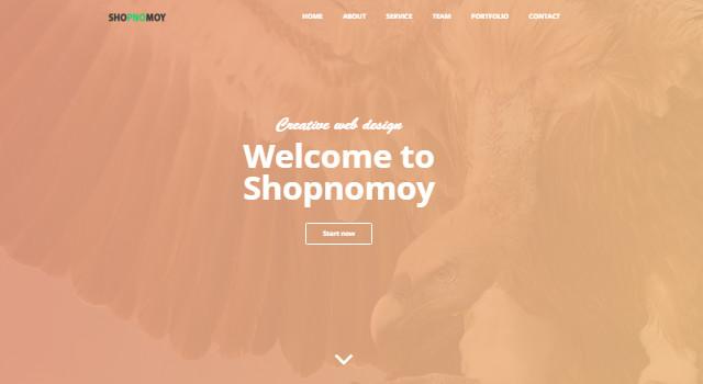 MoGo: Modern & Clean Web Template