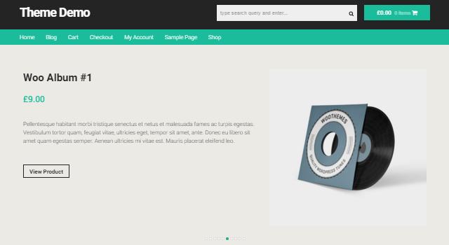 On Sale: Storefront WooCommerce WordPress Theme