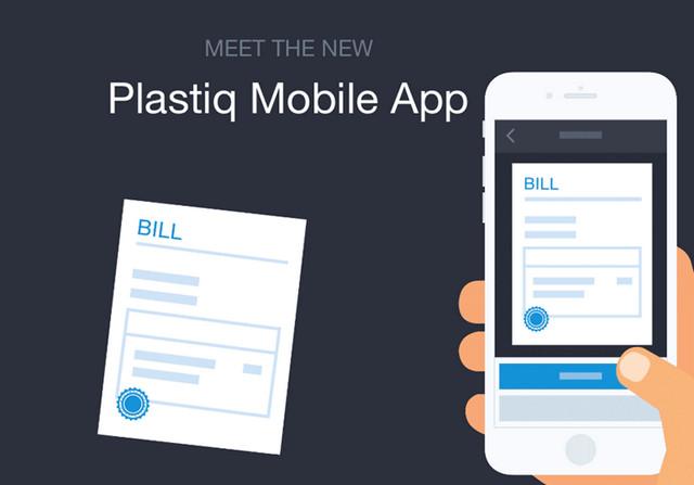 plastique mobile app