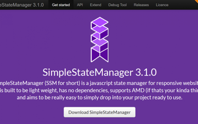 Simple State Manager