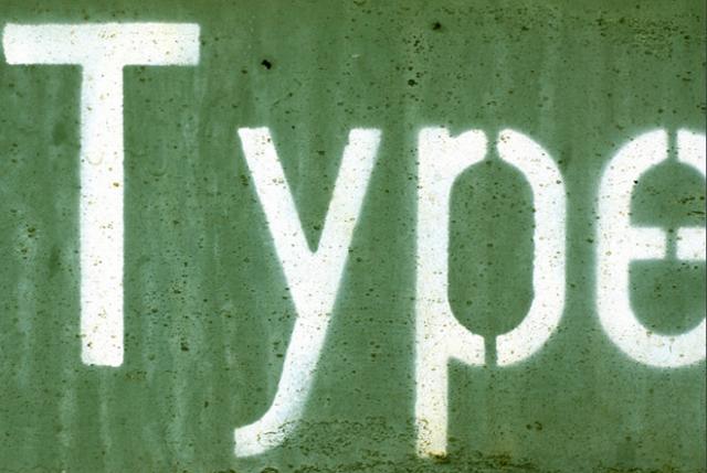 Survey: Typographic Trends 2016