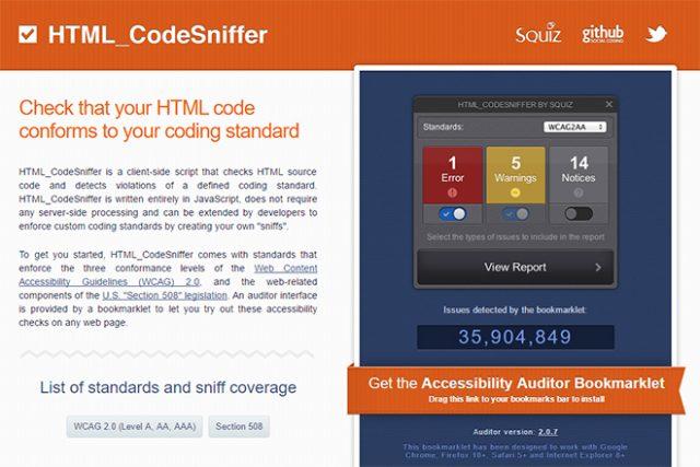validator_codesniffer