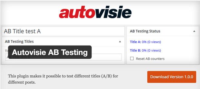 Autovisie-AB-Testing