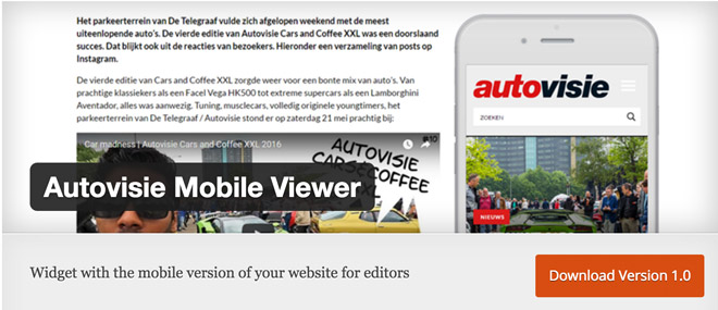 Autovisie-Mobile-Viewer