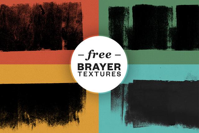 brayer textures