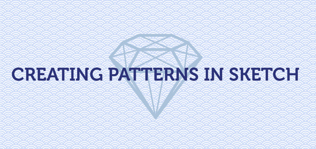 creating patterns in Sketch