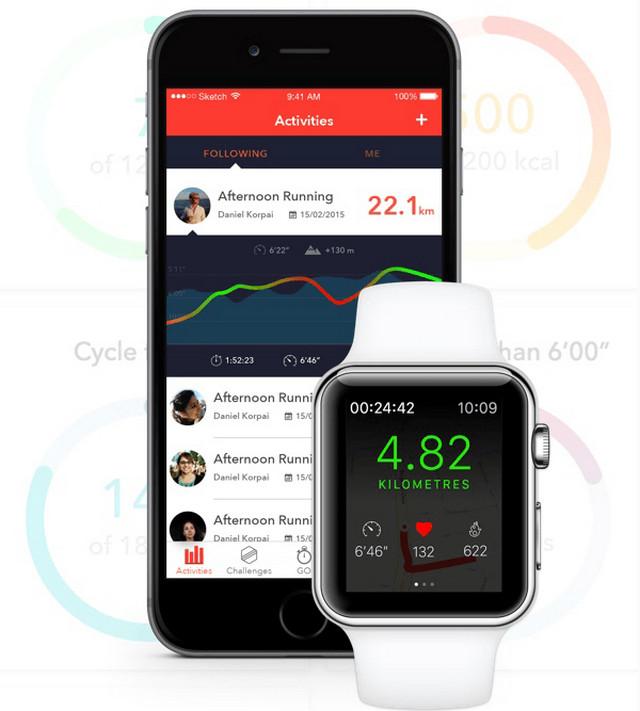 designing an iOS app