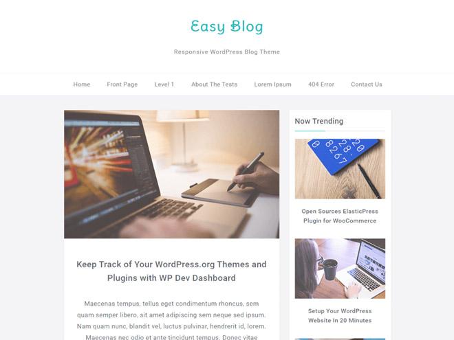 easy-blog-wordpress-theme