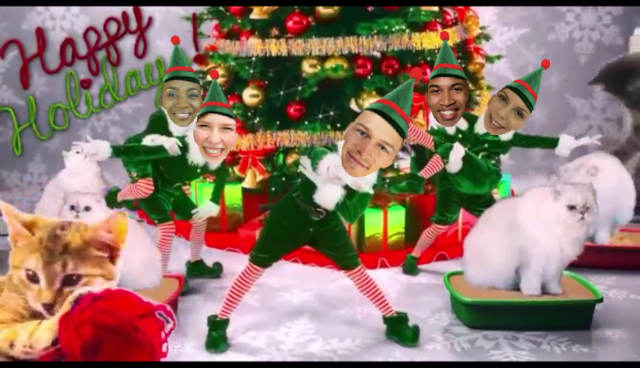 Elf Yourself by OfficeMax