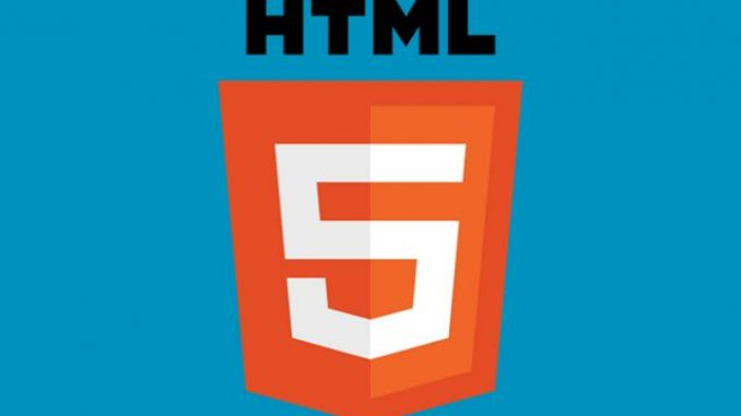 HTML5.1: The New Standard is Nearing Completion
