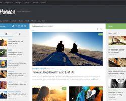 Hueman WordPress Theme: Free and Feature-packed