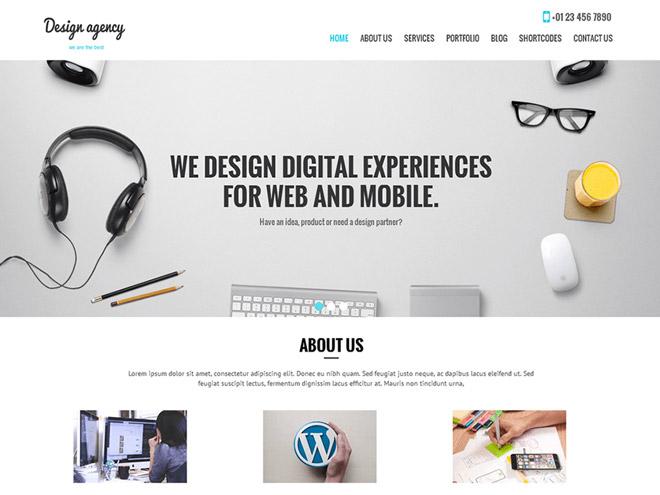 skt-design-agency-wordpress-theme