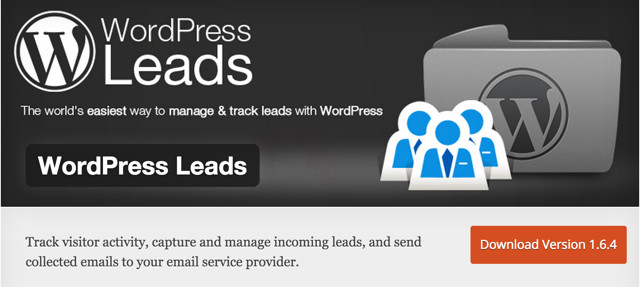 WordPress Leads Plugin