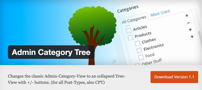 Admin-Category-Tree