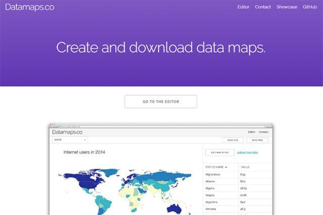 datamaps