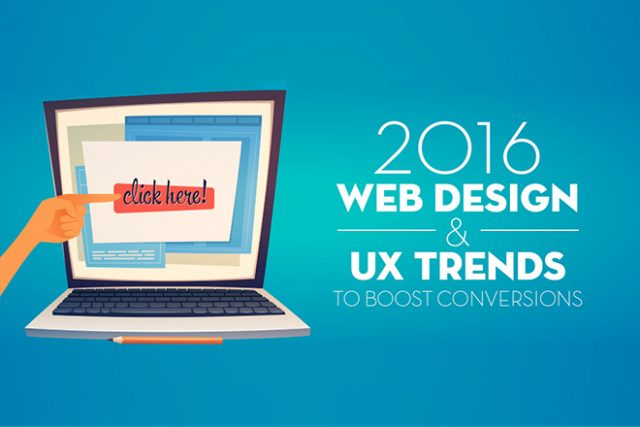 Ten Design Trends That Boost Your Conversion Rate