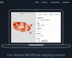 MapSVG: Vector-Based Maps for jQuery and WordPress
