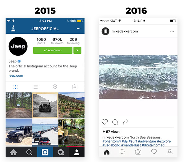 instagram-UI-comparison