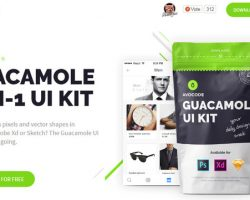 20 Free Massive UI Bundles to Kickstart your Project