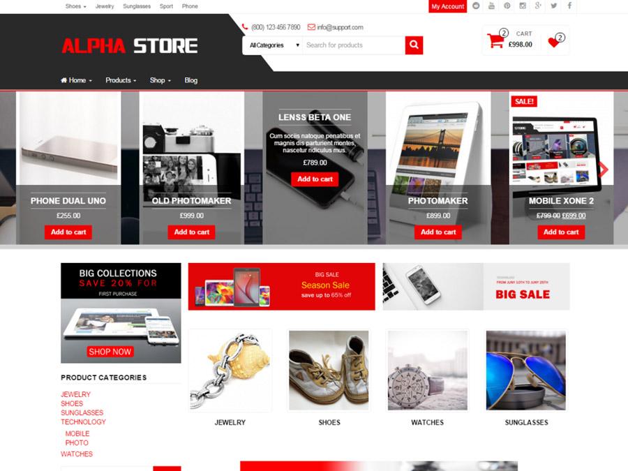 alpha-store
