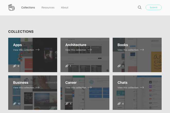 internet-curated-collections