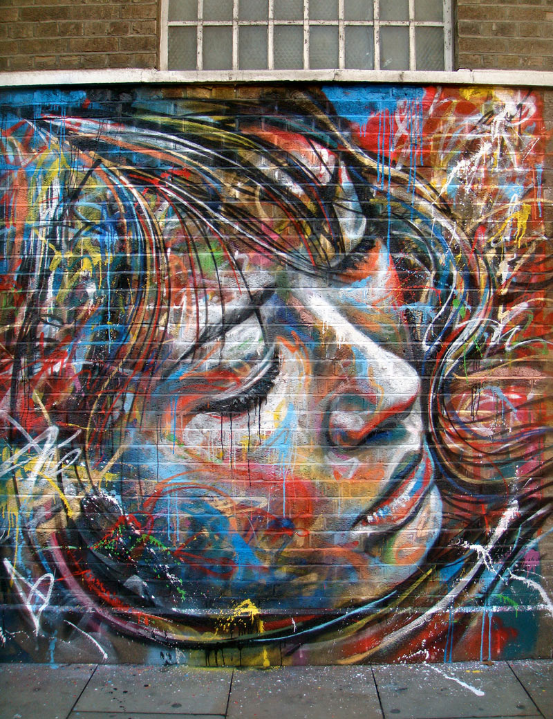 20 gorgeous examples of street art murals noupe for Examples of mural painting