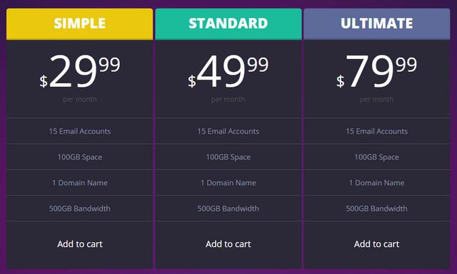 dark-pricing-table