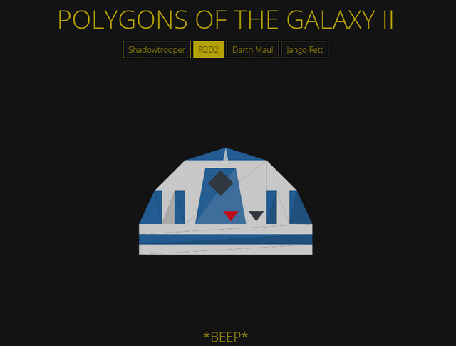 polygons-of-galaxy