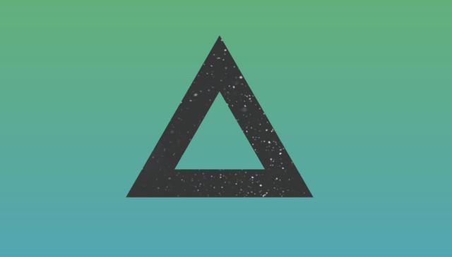 triangled