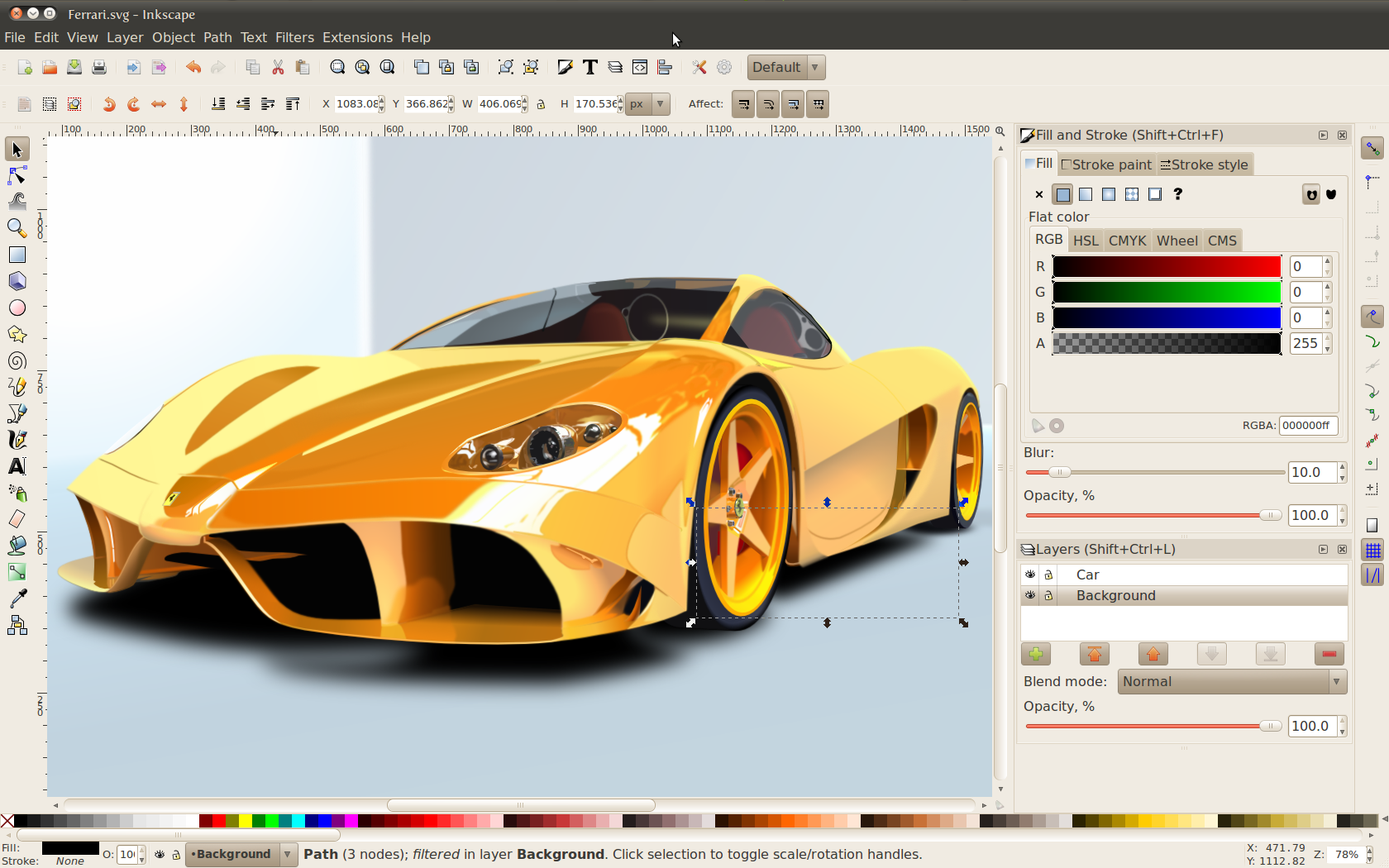 Inkscape 0.92, New Version of the Free Vector Graphic Editor | NOUPE